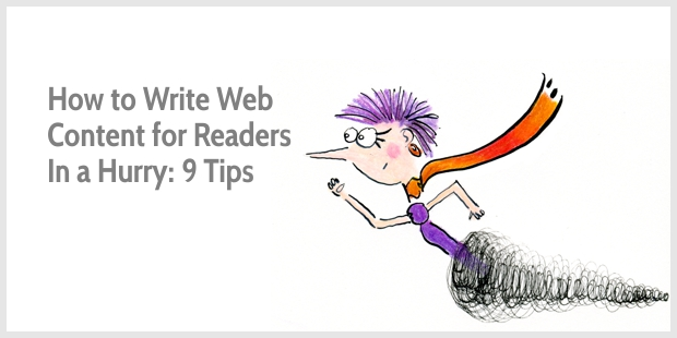 How to Write Web Content