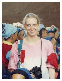 Photo of Henneke at 21