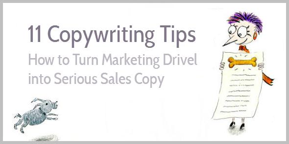 11 Copywriting Tips
