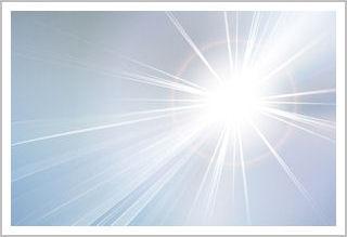 sparkling sunshine