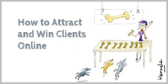 How to Find Clients Online