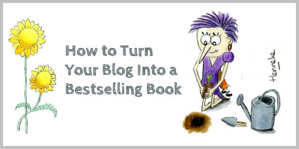 How to Turn Your Blog Into a Bestselling Book