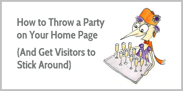 How to Write a Home Page