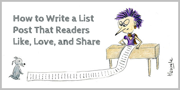 How to Write a Listicle