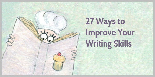 How to improve in writing