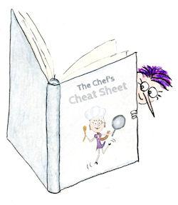 the Chef's Cheatsheet