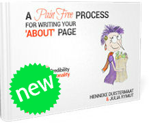 NEW3 A Pain Free Process for Writing Your About Page