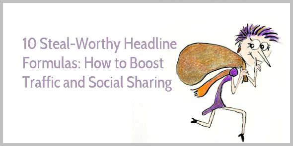 10 Headline Formulas to Attract Readers & Boost Social Shares