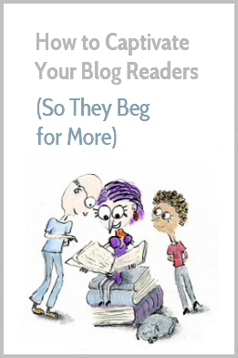 No blog comments? No fans? Here's how to write engaging blog posts and build a thriving blog community.