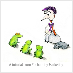 Voice in Writing - Enchanting Marketing Tutorial