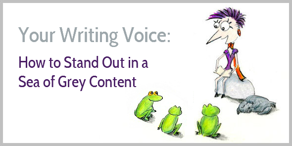 voice in writing When you're a writer or a blogger, you're putting your voice out there it's a lot like standing on stage singing your heart out for all the world to see but figuring out your writing voice isn't easy.