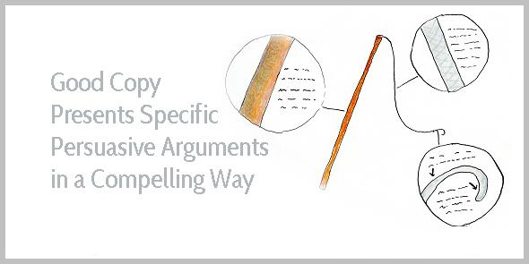 Good persuasive arguments