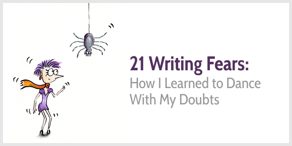 How I Learned to Dance With My Writing Fears