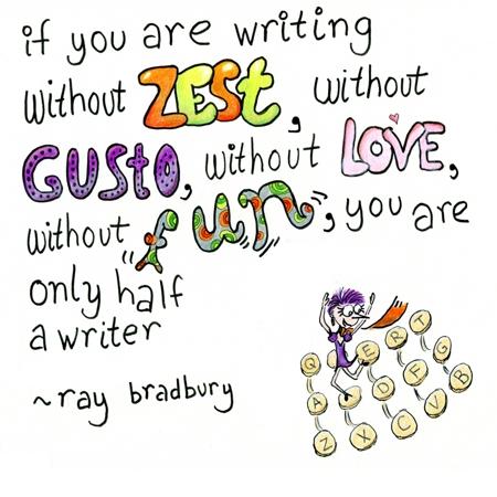 Quote Ray Bradbury