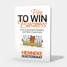 Blog to Win Business