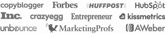 Henneke has featured on CopyBlogger, Forbes, ProBlogger, Unbounce, Entrepreneur, CrazyEgg, KissMetrics, Boost Blog Traffic & many more...