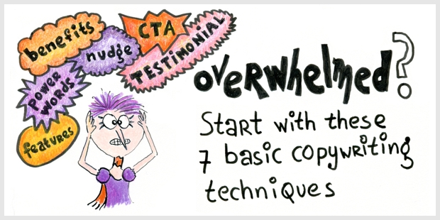 Overwhelmed? Start with these 7 basic writing techniques