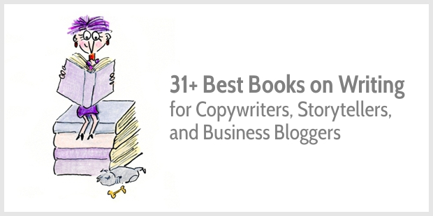31 best books on writing, copywriting and storytelling