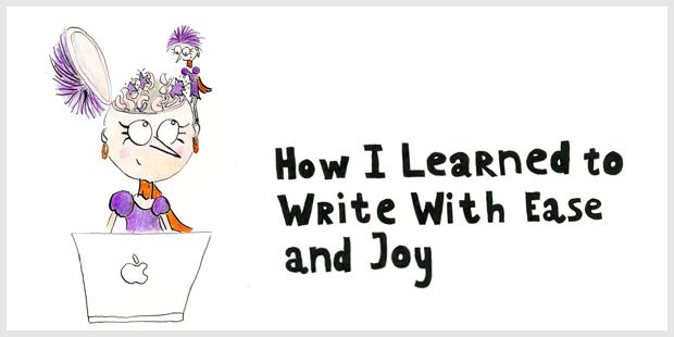 How mindfulness helped me make writing easier