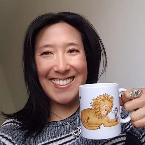 Cynthia Marinakos, Australia (Creative Courage Mug)