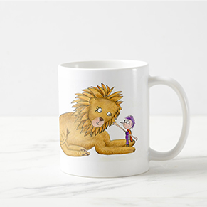 Creative Courage Mug for Writers