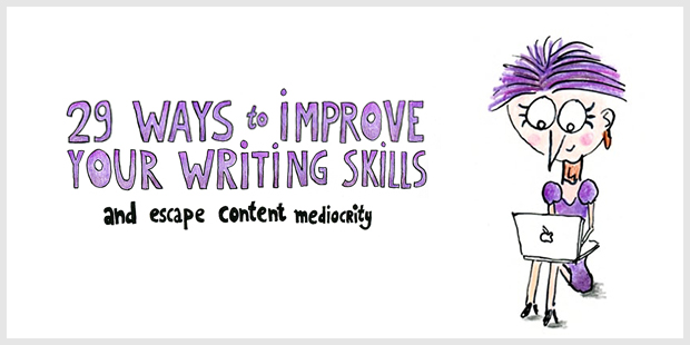 29 ways to improve your writing skills
