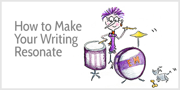 How to use repetition to make your writing resonate