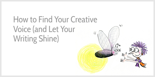 How to Find Your Creative Voice and Let Your Writing Shine