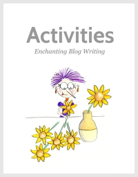 Blog Activities are part of the course