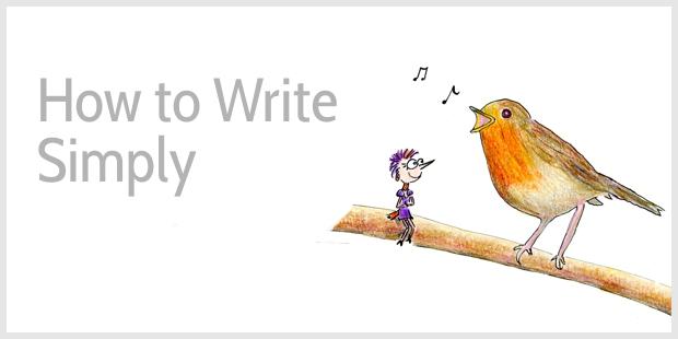 How to write simply