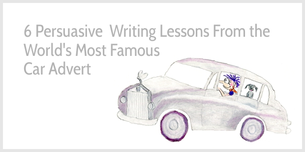6 Lessons from David Ogilvy's Rolls-Royce Advert